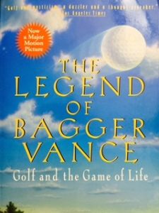 Picture of book The Legend of Bagger Vance